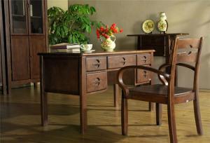 古色古香中式书桌