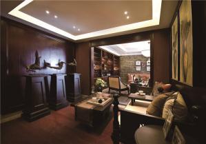 现代简易布艺沙发