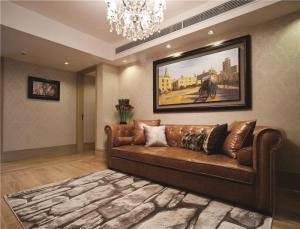 好看的客厅沙发布局图片