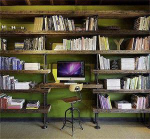 古色古香美式书桌