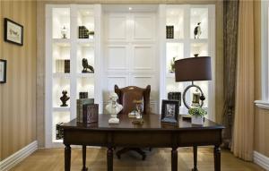 家庭古雅风欧式书桌