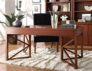 典雅中式书桌