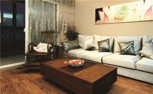 全屋客厅布艺沙发