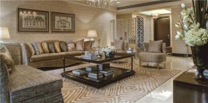 时尚中式客厅家具