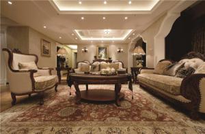 简易客厅椅子套装图片