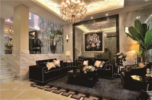 热门小户型客厅沙发