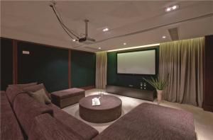 新中式客厅家具装饰