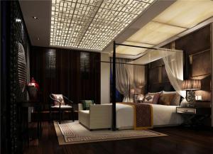 公寓日式卧室装修图片