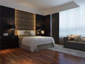 美式家庭卧室装修设计