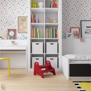 时尚家居整体书柜