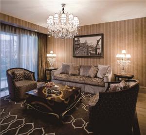 小客厅沙发风格