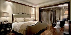 现代次卧室装修图片