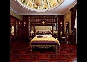 时尚日式卧室装修图片