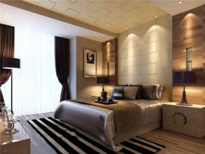 欧式奢华家庭卧室装修