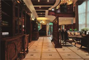 新中式客厅家具风格