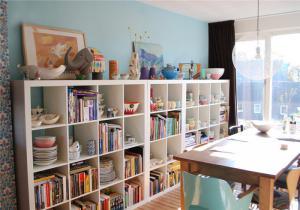 清新家用书桌