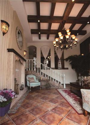简约客厅沙发布局图片
