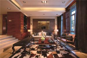 创意现代客厅家具