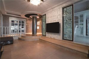 美式客厅家具装饰