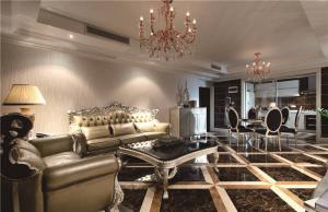 板式欧式沙发家具