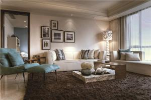 简约欧式沙发家具图片