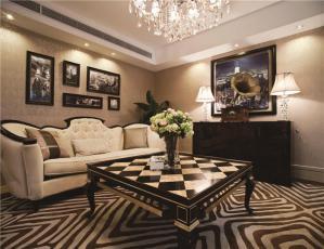 客厅沙发布局图片大全