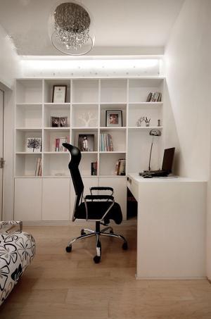 现代简易拐角书桌