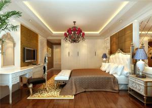 小清新家庭卧室装修图片
