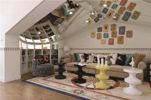 欧式现代客厅家具