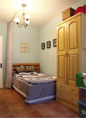 小户型儿童房家装样板间
