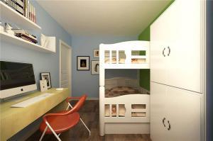 精美儿童房设计与装修