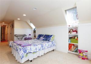 阁楼儿童房装修实例
