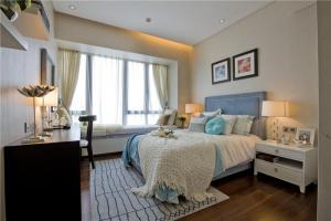 现代欧式卧室装修