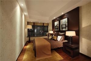 小清新欧式卧室装修图片