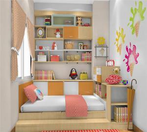 榻榻米儿童房装修设计
