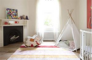 儿童房家具实拍图