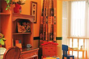 复古儿童房家具