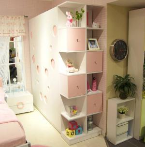 儿童房家具衣柜定做