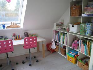 阁楼简易书柜