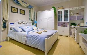 现代风格10平米儿童房设计