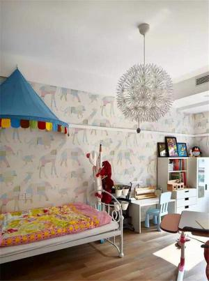 简约10平米儿童房设计