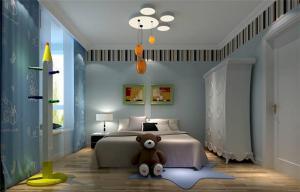 精致10平米儿童房设计