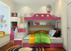 榻榻米上下床家具设计