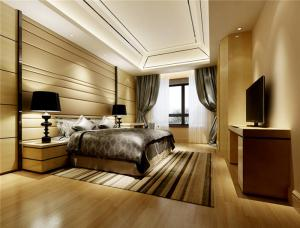 简欧小户型卧室装修图片