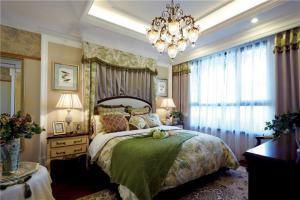 全屋欧式卧室装修