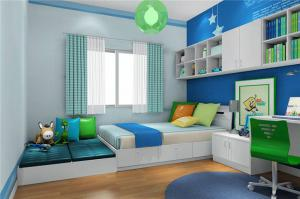 榻榻米儿童房家具