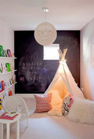 北欧儿童房家具