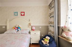 法式国外儿童房