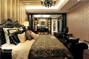 时尚卧室装修设计高度