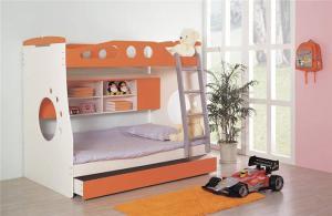 收纳柜小户型上下床装修